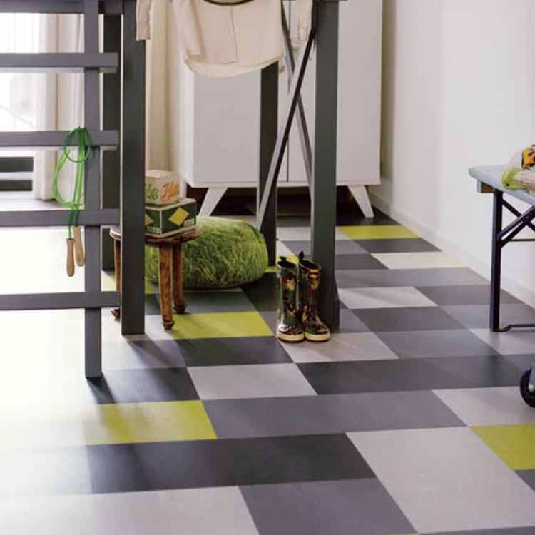 Marmoleum Click   Floating Floor Panels and Tiles. Marmoleum Click   Floating Floor Square Tiles   12  x 12