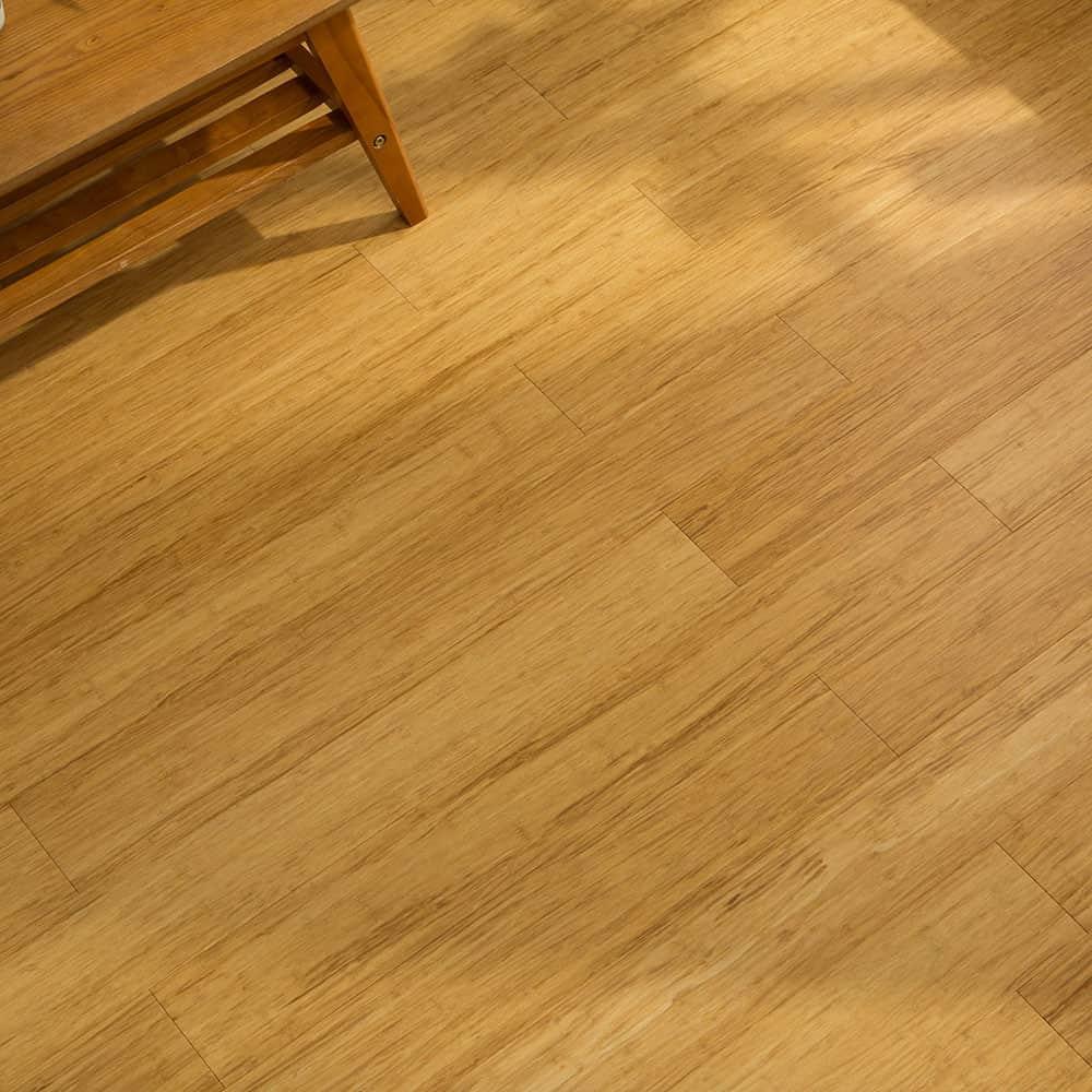 Bamboo click lock flooring installation american hwy for Installing click lock flooring