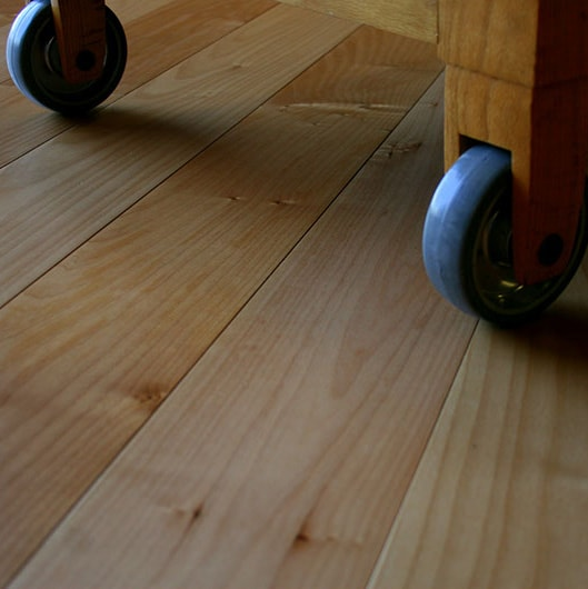 Maple Clear Hardwood Flooring: West Coast Naturals Collection
