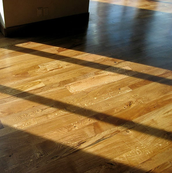 oregon white oak hardwood flooring