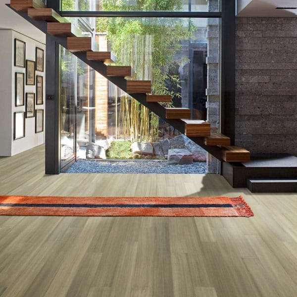 Engineered Strand Woven Bamboo Flooring: Teragren NeoTera Engineered Strand Wide Plank Bamboo