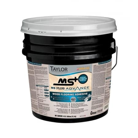 Taylor MS-Plus Advance Wood Flooring Adhesive  |  4 gallon bucket