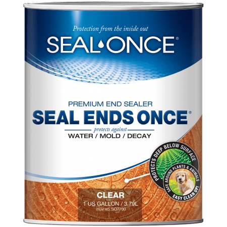 Seal-Once - Seal Ends Once