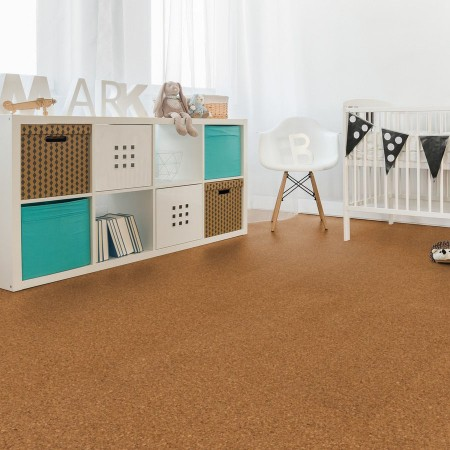 NEW!  Wicanders Cork GO Floating Cork Flooring in Moment