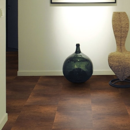 Wicanders Corkcomfort Floating Cork Flooring in Slate Moccaccino - Room View