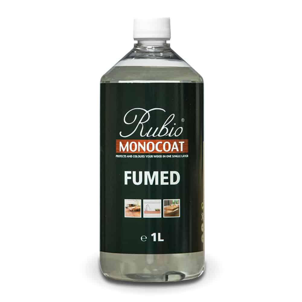 Rubio Monocoat Fumed Tannin Reactive Stain