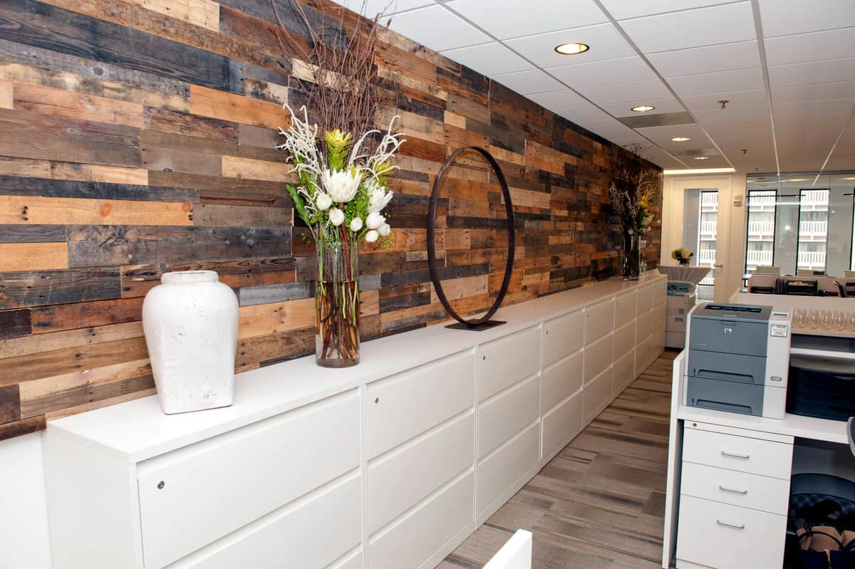 Sustainable Lumber Co Wood Wall Panels Reclaimed Pallet