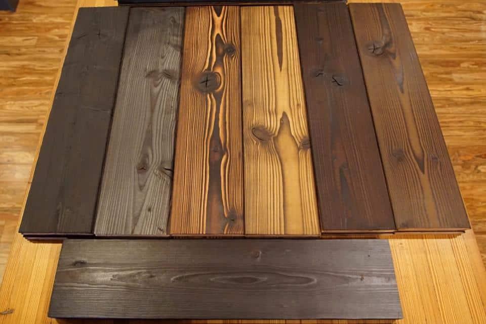 Excellent Shou Sugi Ban Charred Wood Exterior Siding & Interior Paneling  AY72