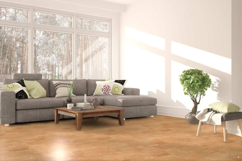 Cork Flooring In Originals Harmony