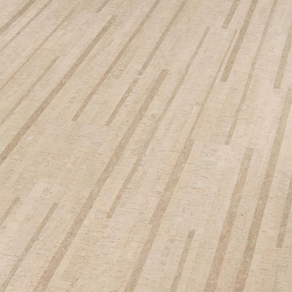 Cork Wise Waterproof Cork Flooring Lane Antique White