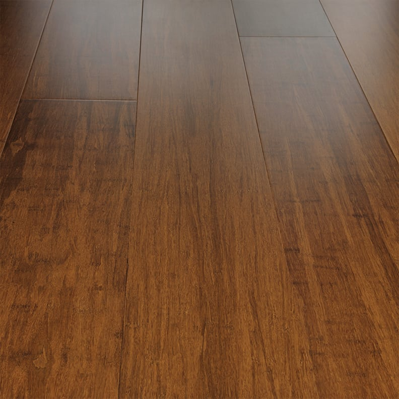 Teragren Synergy Engineered Strand Wide Plank Bamboo Flooring