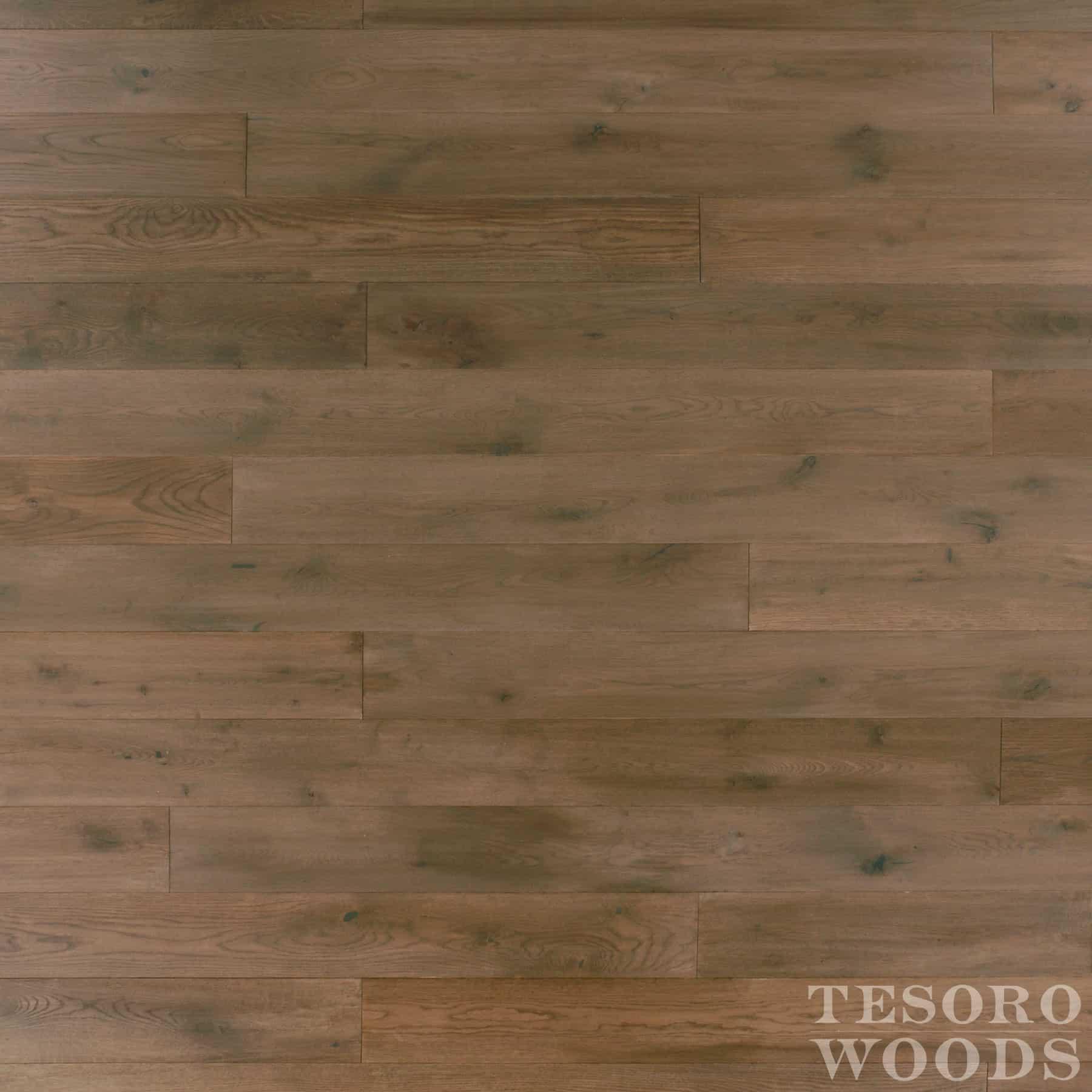 Tesoro Woods Sustainable White Oak Hardwood Flooring 7