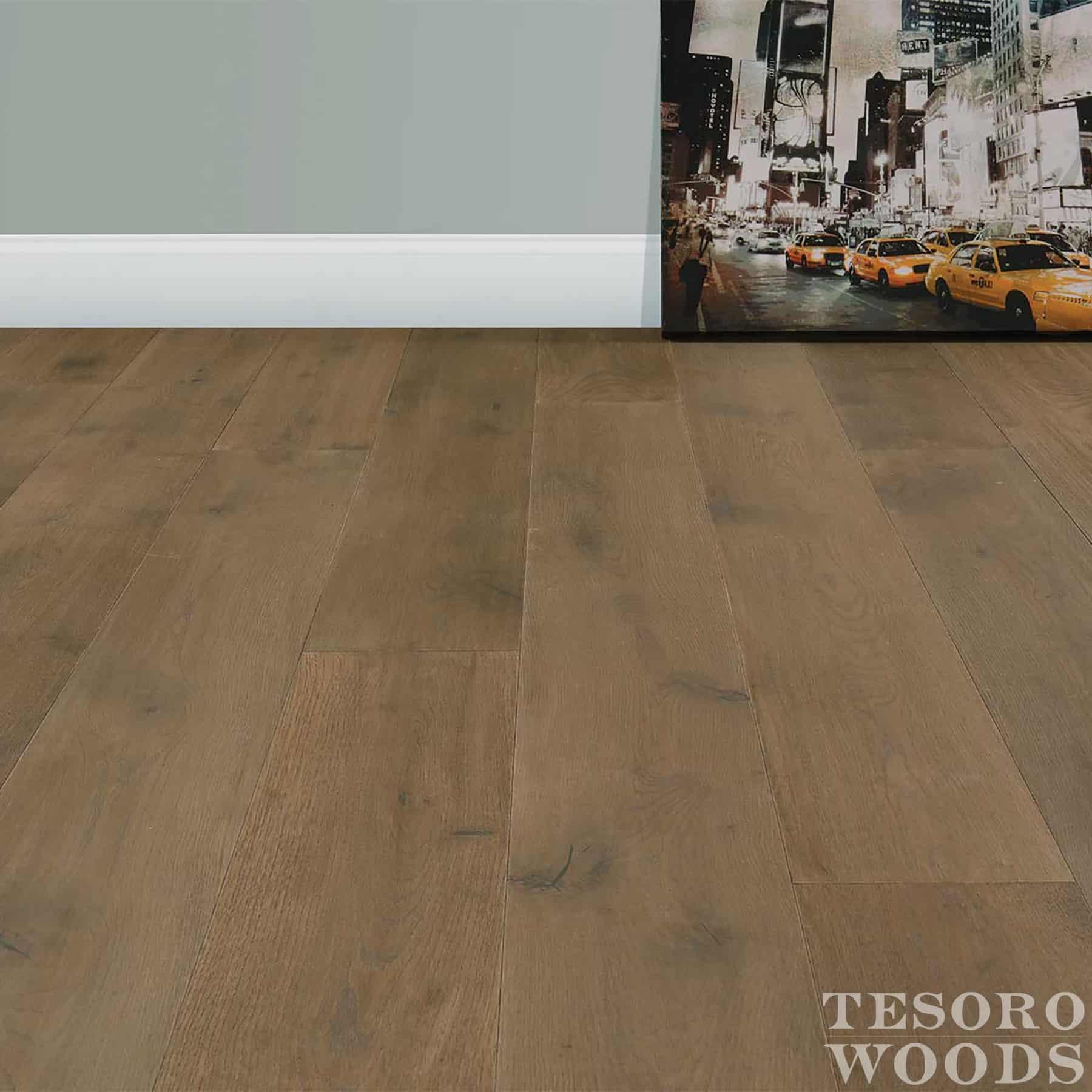 Sustainable White Oak Hardwood Flooring