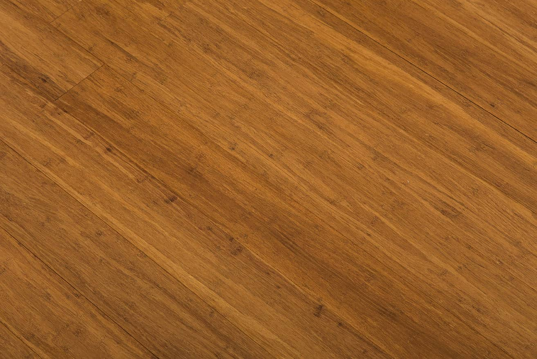 Ecofusion Engineered Woven Bamboo Flooring Carbonized
