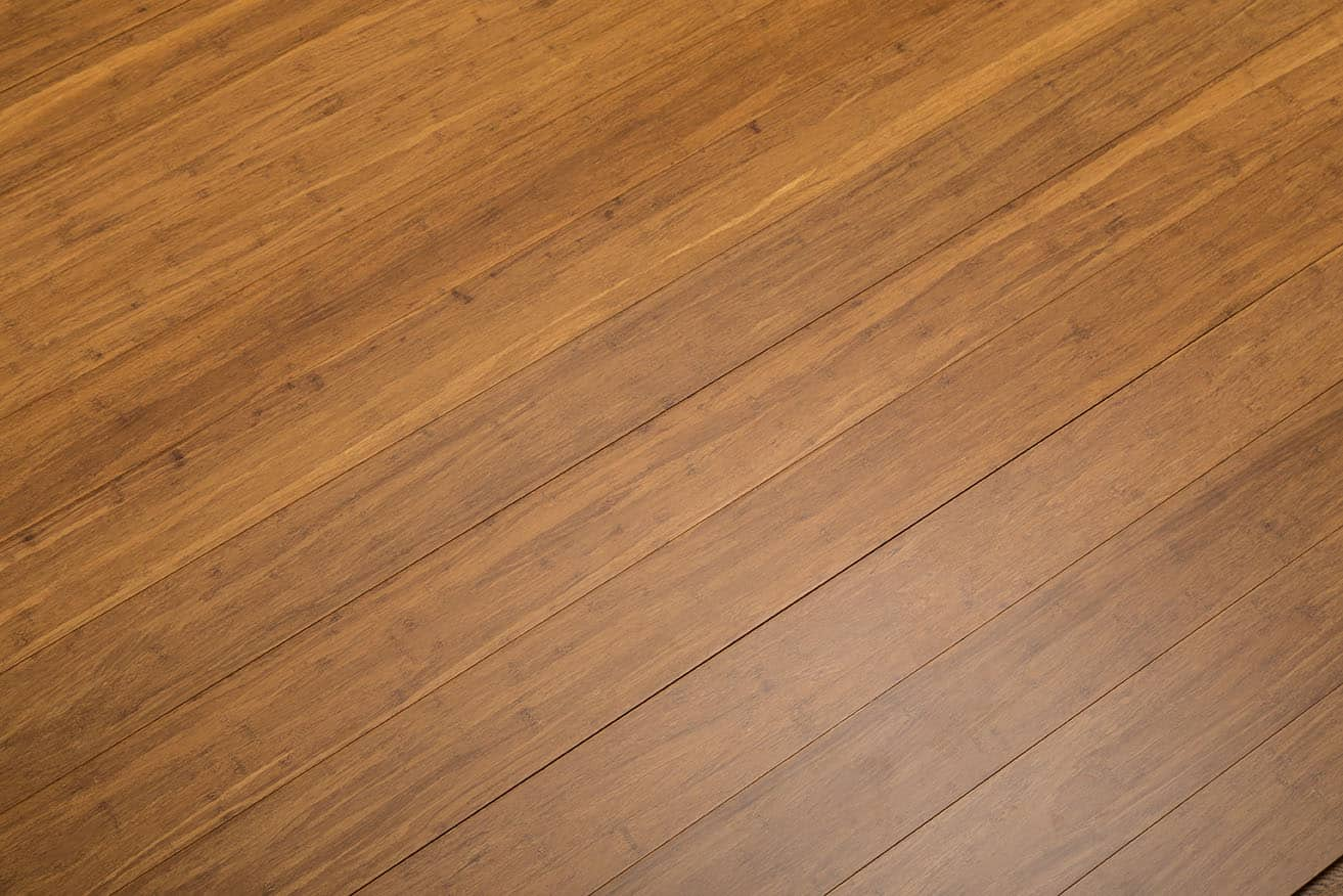 Ecofusion engineered woven bamboo flooring carbonized for Engineered bamboo flooring