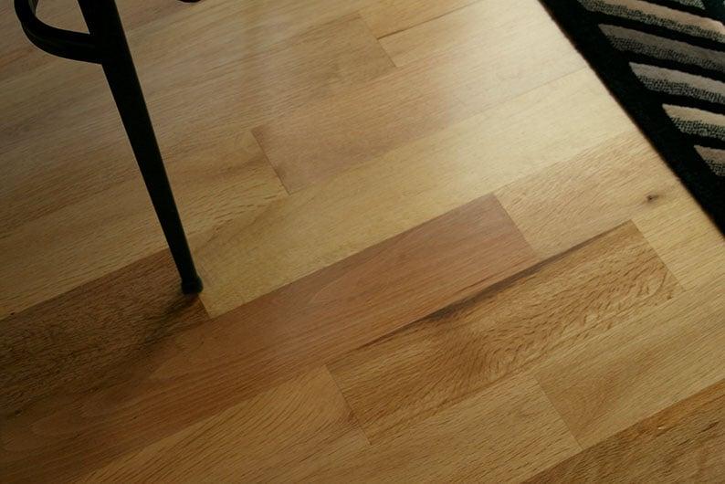California Chestnut Sustainable Hardwood Flooring Green