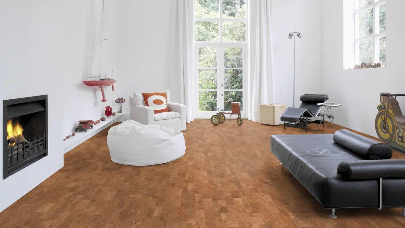 Wicanders Cork GO in Desire - Budget Friendly Floating Cork Floor