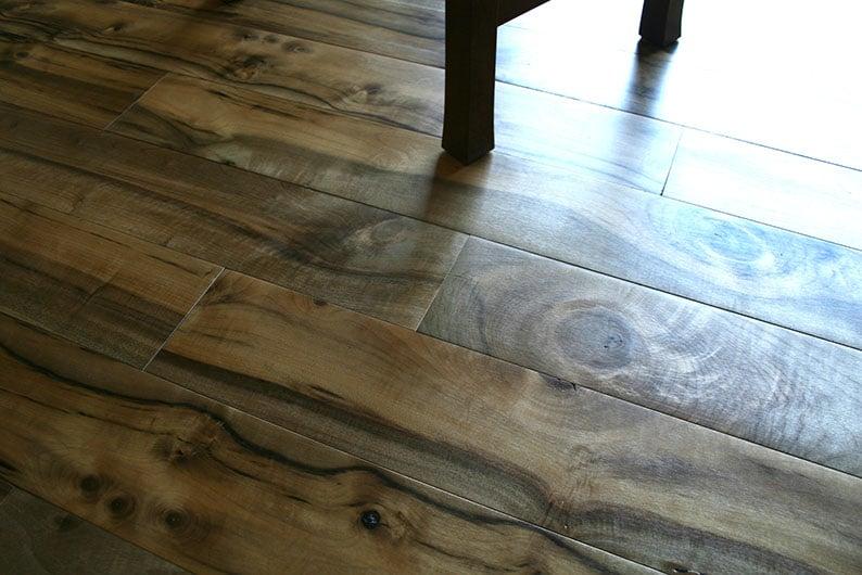 West coast native fsc certified hardwood flooring for West coast floors