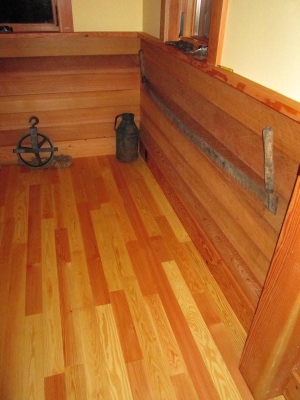 Blakely Island Doug Fir Fsc Flooring 3 4 X 5 1