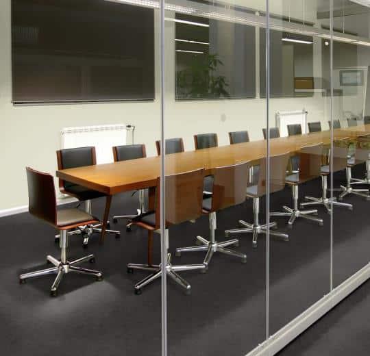 Marmoleum 39 concrete 39 sheet glue down flooring green for Floor sheet for office