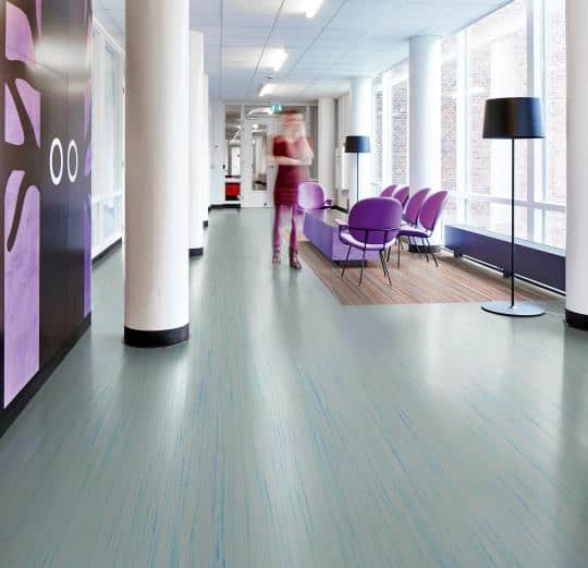 Forbo Marmoleum Striato Color Sheet Flooring At Greenhome Solutions