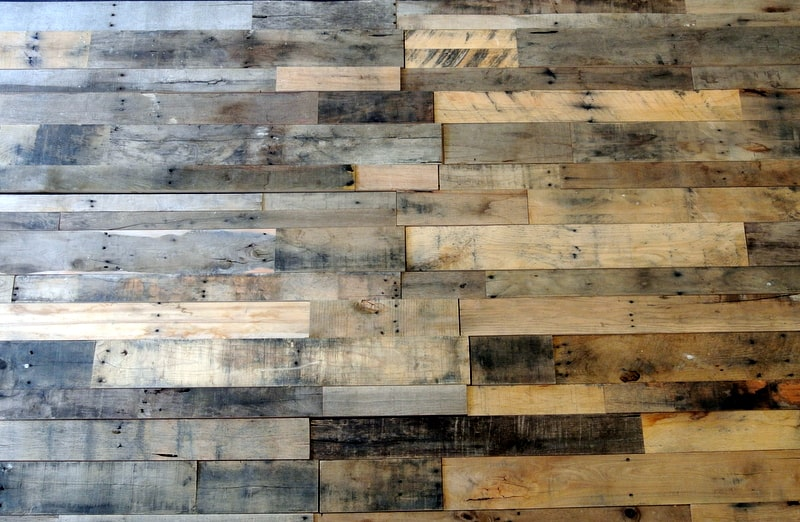 Wood Wall Panels | Reclaimed Pallet Wood: Green Building Products &  Sustainable Materials | Greenhome Solutions - Sustainable Lumber Co. Wood Wall Panels Reclaimed Pallet Wood
