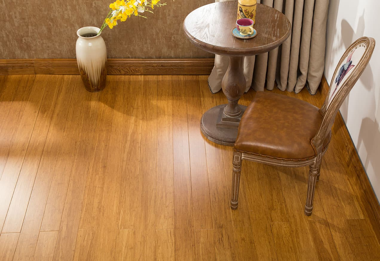 Sustainable Solid Bamboo Flooring