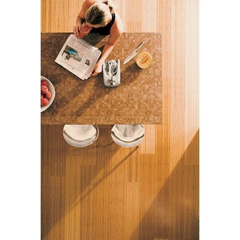 Teragren Studio Wide Plank Engineered Bamboo Flooring