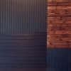 Shou Sugi Ban (charred wood panels) - Custom made for Greenhome Solutions