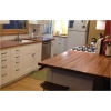 Greenhome Solutions Pacific Madrone Side Grain Butcher Block Island Countertop