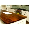 Walnut Plank Style Butcher Block Countertop Slab
