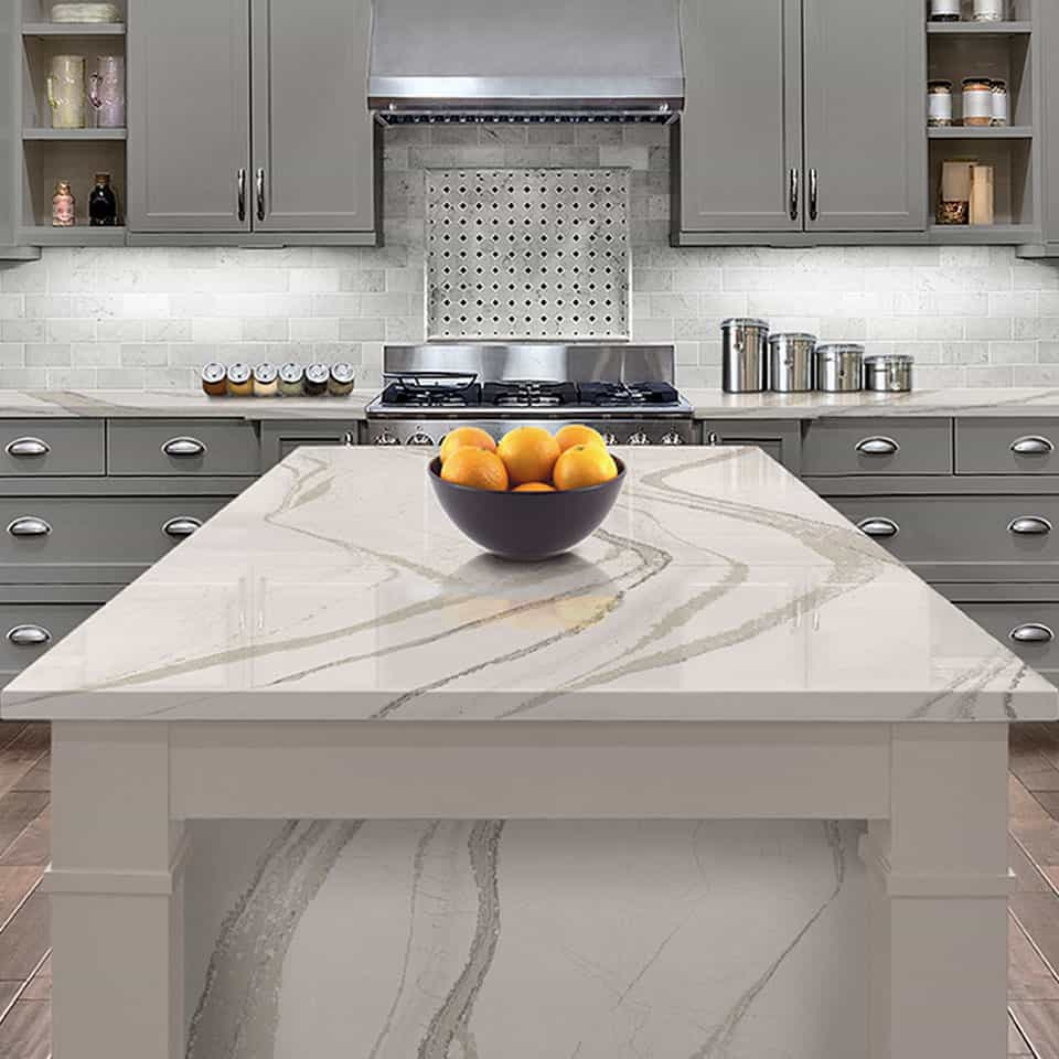 Kitchens Countertops: Cambria Natural Stone Surfaces: Green Building Products