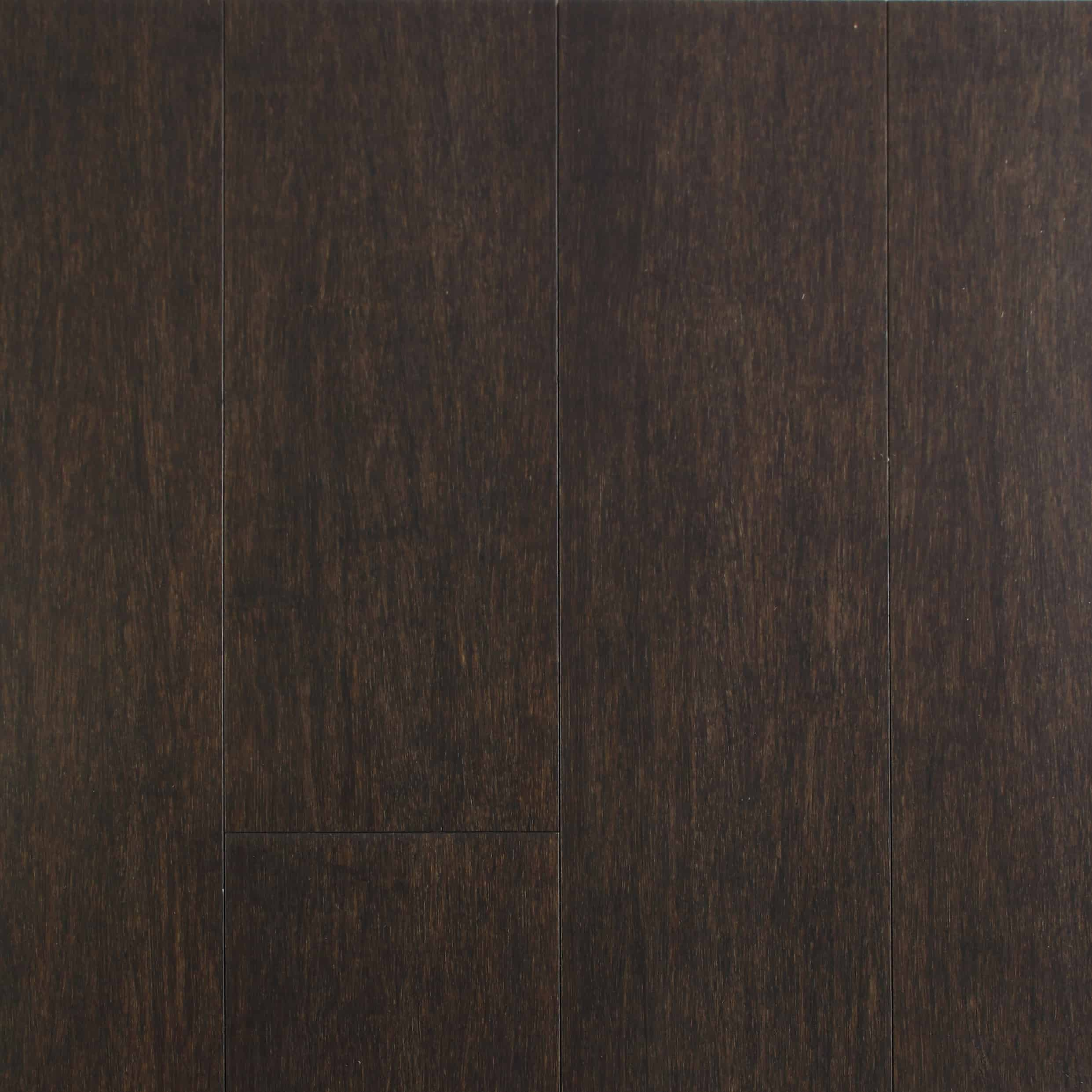ECOFusion Solid Lock Bamboo Flooring Charcoal