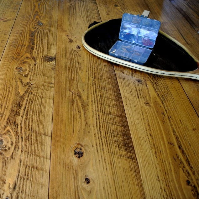 Doug Fir Flooring Eco Friendly Flooring Options