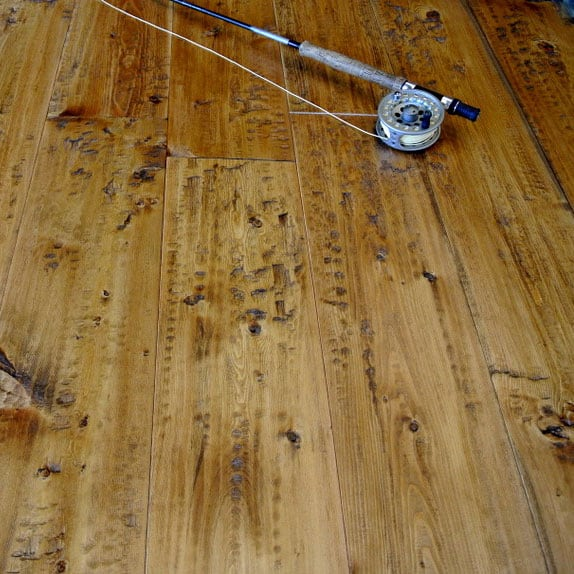 Hand Scraped Wood Flooring Douglas Fir Flooring