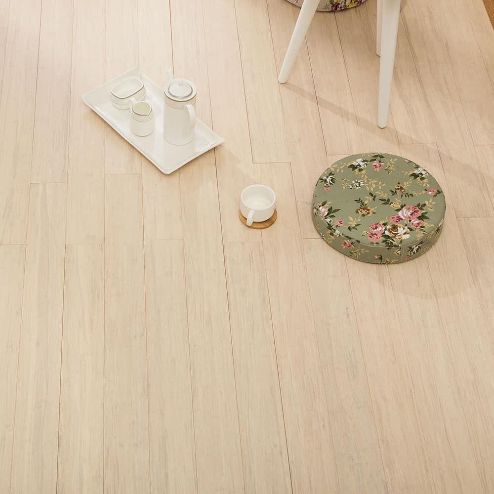 ECOFusion Sustainable Solid Bamboo Flooring Summer Breeze