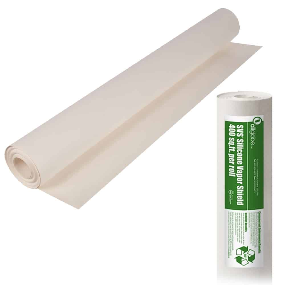 Silicone Vapor Shield Underlayment Paper | 400/sf Roll