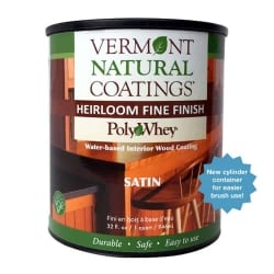 Vermont Natural Coatings Heirloom Fine Finish