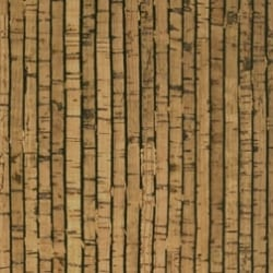 Capri Mediterra Cork Tiles - Veneer  |  Cable Dark