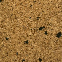 Capri Mediterra Cork Tiles - Homogeneous  |  Dark Tracks