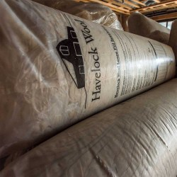 Havelock Wool Loose Fill Insulation  |  25lb bag