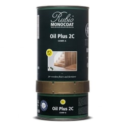 Rubio Monocoat Oil Plus 2C (Finish + Accelerator) - Colors