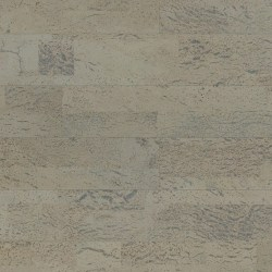 Natural Cork - Cork Deco Narrow Plank  |  Cubis Gris
