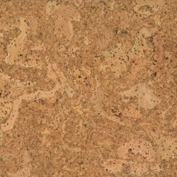 "Natural Cork Glue Down Tile  |  12""x24""  