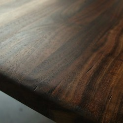 Orchard Walnut Butcher Block Countertop - SIDE GRAIN