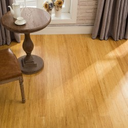 ECOfusion Engineered Woven Bamboo Flooring  |  Natural