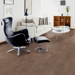 Wicanders Cork GO Floating Cork Flooring in Seduction - Room View