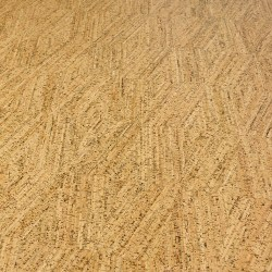 Wicanders Cork PURE Glue Down Cork Flooring with PU - Novel Edge Natural