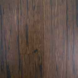 ECOfusion Color Fusion Woven Bamboo Flooring  |  Stormy Night
