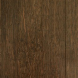ECOfusion ColorFusion Woven Bamboo Flooring  |  True Walnut - SALE!  $5.99/SF